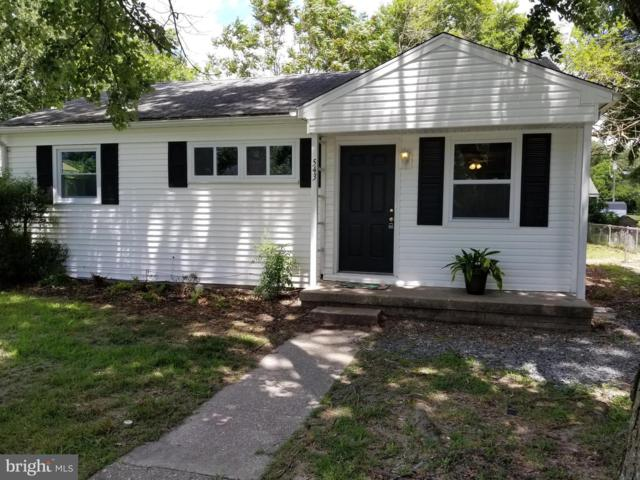 543 E Lincoln Avenue, SALISBURY, MD 21801 (#MDWC103926) :: Dart Homes