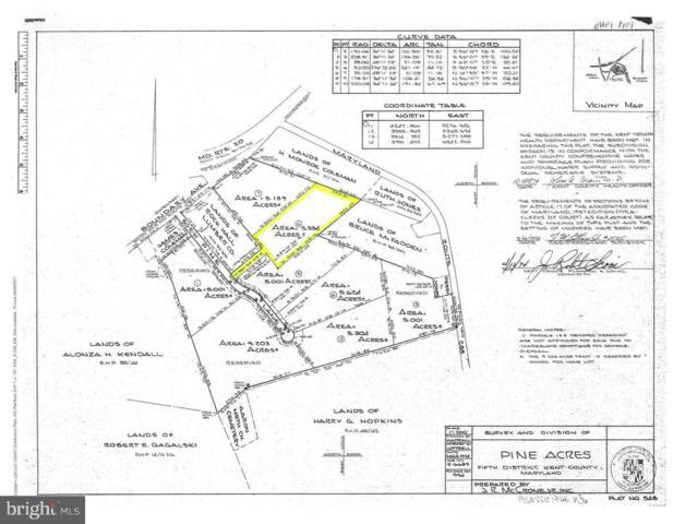 0 Pine Lane, ROCK HALL, MD 21661 (#MDKE115316) :: Jim Bass Group of Real Estate Teams, LLC