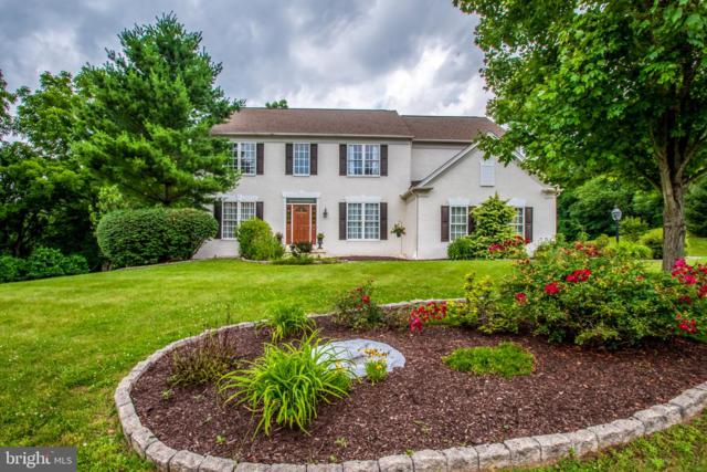 121 Borden Way, LINCOLN UNIVERSITY, PA 19352 (#PACT482356) :: ExecuHome Realty