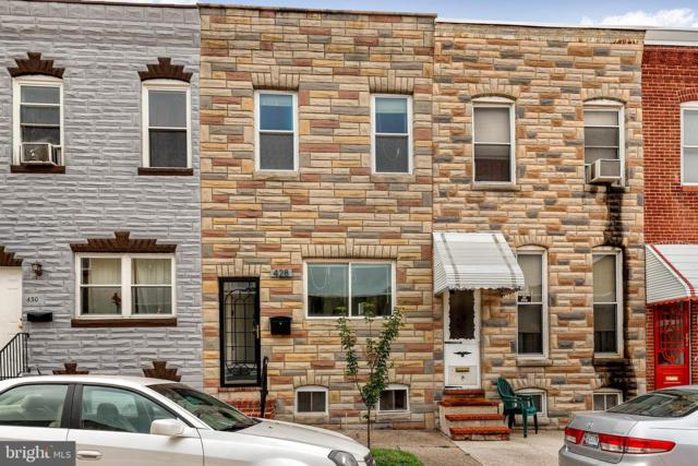 428 Fawcett Street, BALTIMORE, MD 21211 (#MDBA473692) :: Pearson Smith Realty