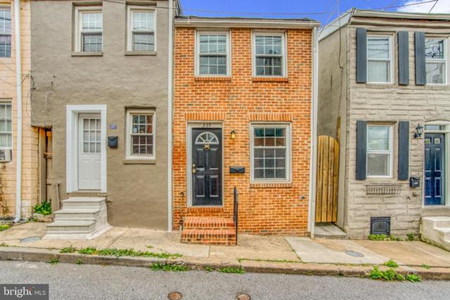 239 S Chapel Street, BALTIMORE, MD 21231 (#MDBA473698) :: The Licata Group/Keller Williams Realty