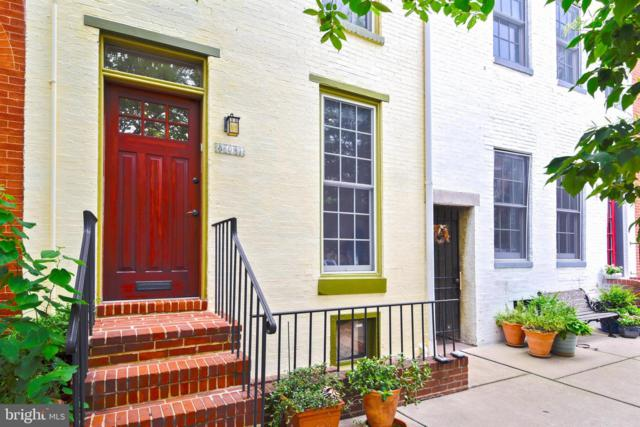 807 William Street, BALTIMORE, MD 21230 (#MDBA473716) :: The Miller Team