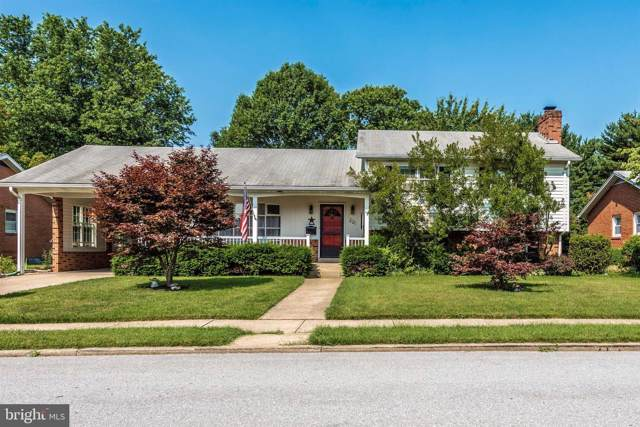 221 Wyngate Drive, FREDERICK, MD 21701 (#MDFR248830) :: Jim Bass Group of Real Estate Teams, LLC