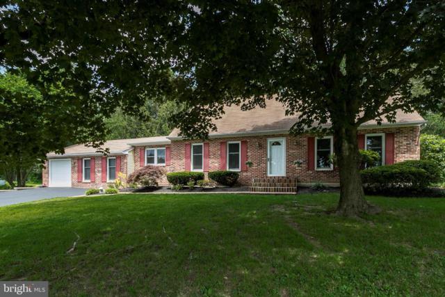 1009 Desantis Drive, COATESVILLE, PA 19320 (#PACT482380) :: Keller Williams Real Estate