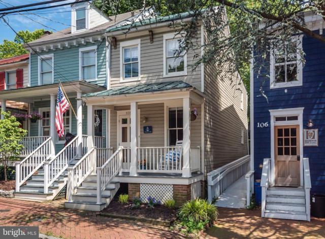 108 South Street, ANNAPOLIS, MD 21401 (#MDAA404532) :: John Smith Real Estate Group
