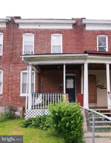 3721 Manchester Avenue, BALTIMORE, MD 21215 (#MDBA473752) :: Pearson Smith Realty