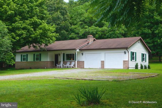 354 Hope Acres Drive, BERKELEY SPRINGS, WV 25411 (#WVMO115558) :: Dart Homes