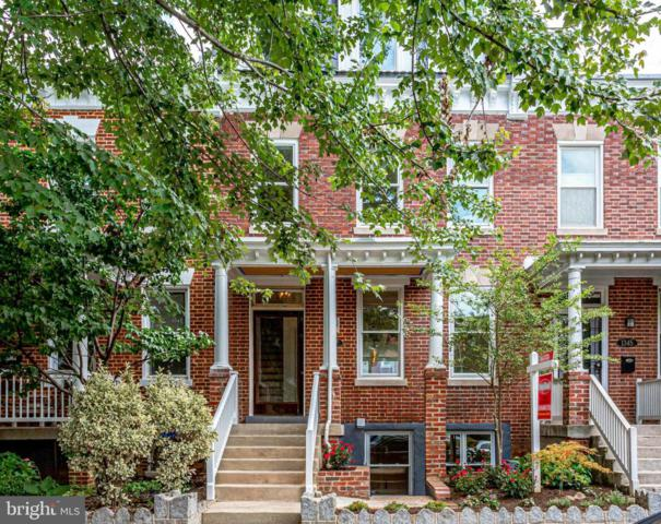 1347 G Street SE #1, WASHINGTON, DC 20003 (#DCDC432426) :: Eng Garcia Grant & Co.