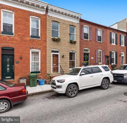 32 Poultney Street, BALTIMORE, MD 21230 (#MDBA473802) :: The Miller Team