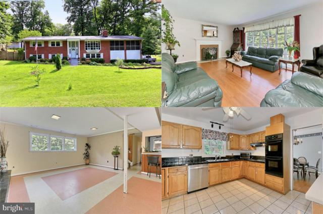 9126 Santayana Drive, FAIRFAX, VA 22031 (#VAFX1072308) :: The Vashist Group