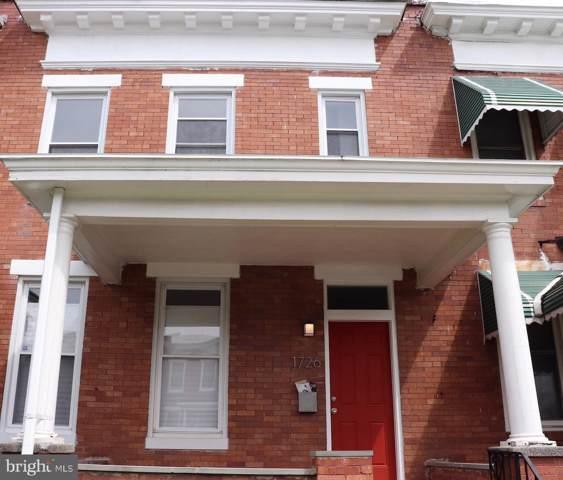 1726 E 31ST Street, BALTIMORE, MD 21218 (#MDBA473814) :: Bic DeCaro & Associates