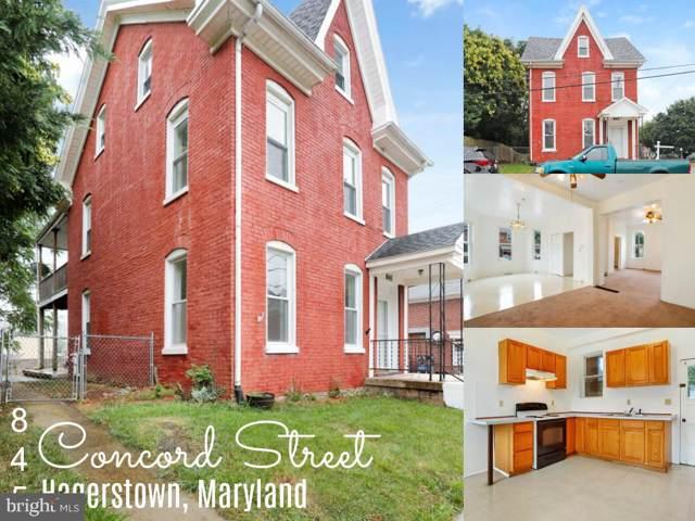 845 Concord Street, HAGERSTOWN, MD 21740 (#MDWA165830) :: Jennifer Mack Properties