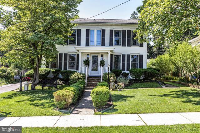 41 E Broad Street, HOPEWELL, NJ 08525 (MLS #NJME281104) :: The Dekanski Home Selling Team