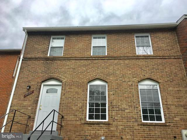 7806 Carissa Lane, LAUREL, MD 20707 (#MDPG533546) :: AJ Team Realty