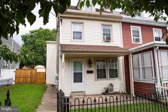 825 Garden Street, BRISTOL, PA 19007 (#PABU472842) :: Keller Williams Realty - Matt Fetick Team