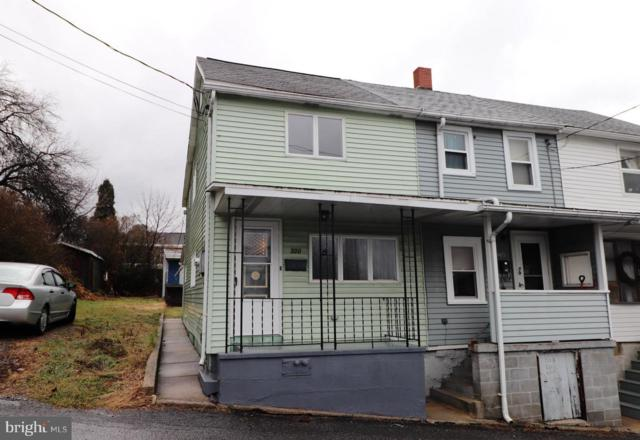 220 Fisher Avenue, COALDALE, PA 18218 (#PASK126492) :: Younger Realty Group