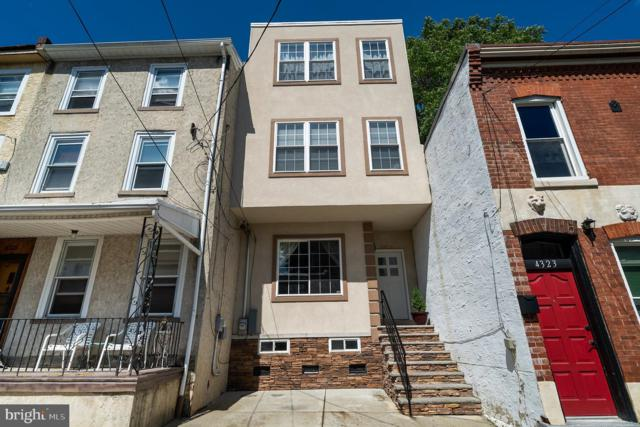 4323 Fleming Street A, PHILADELPHIA, PA 19128 (#PAPH809714) :: The Team Sordelet Realty Group