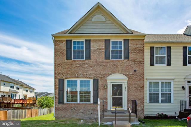 441 Silverbell Terrace NE, LEESBURG, VA 20176 (#VALO388002) :: The Greg Wells Team