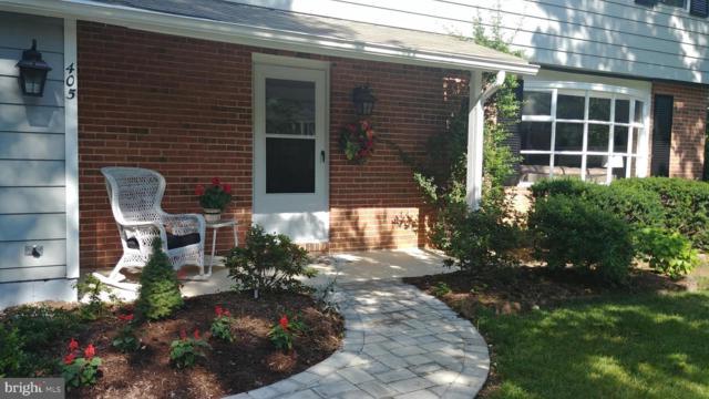 405 Merryman Road, ANNAPOLIS, MD 21401 (#MDAA404654) :: John Smith Real Estate Group