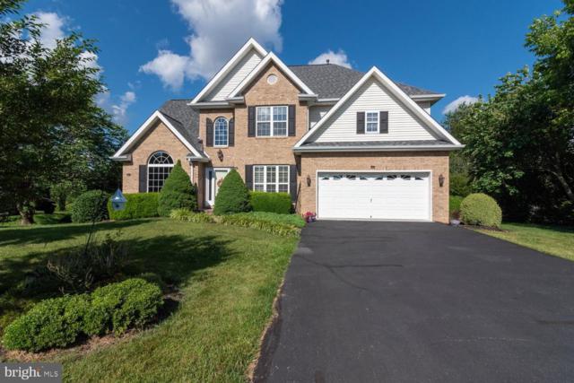676 Turnberry Drive, CHARLES TOWN, WV 25414 (#WVJF135584) :: Dart Homes
