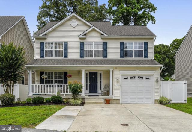 650 210TH Street, PASADENA, MD 21122 (#MDAA404694) :: Dart Homes
