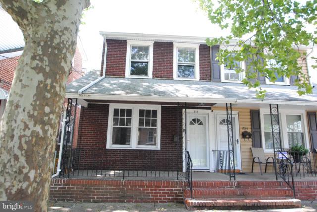 253 W Union Street, BURLINGTON, NJ 08016 (MLS #NJBL348488) :: The Dekanski Home Selling Team