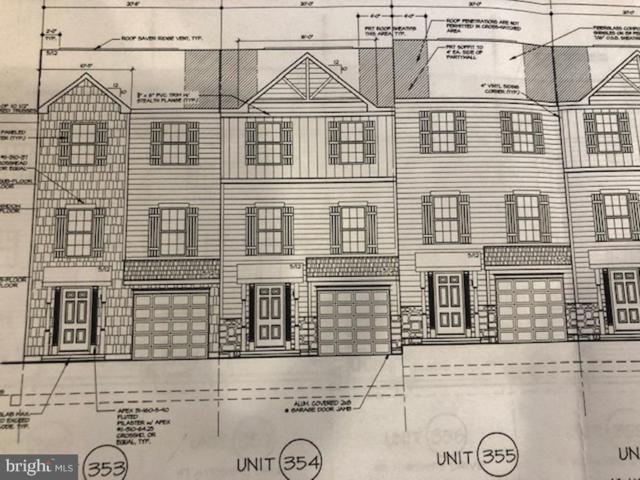 55 Ayrshire Drive #353, HANOVER, PA 17331 (#PAYK119564) :: The Joy Daniels Real Estate Group