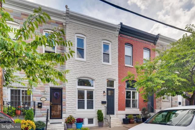 2605 E Fairmount Avenue, BALTIMORE, MD 21224 (#MDBA473924) :: Tessier Real Estate