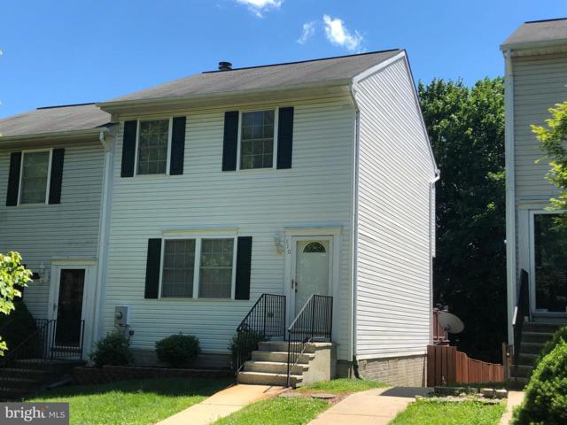 110 North Towne Court, MOUNT AIRY, MD 21771 (#MDCR189684) :: The Daniel Register Group