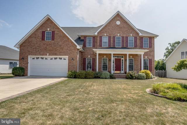 111 Julasar Drive, WINCHESTER, VA 22602 (#VAFV151464) :: Jim Bass Group of Real Estate Teams, LLC