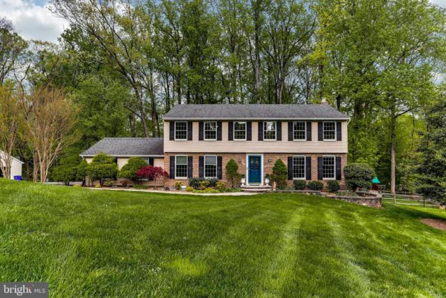 9903 Foxhill Court, ELLICOTT CITY, MD 21042 (#MDHW266146) :: The Miller Team