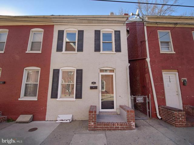 113 N Locust Street, HAGERSTOWN, MD 21740 (#MDWA165858) :: Dart Homes