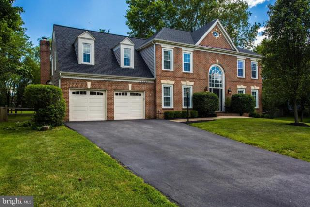 15099 Wetherburn Drive, CENTREVILLE, VA 20120 (#VAFX1072602) :: Jacobs & Co. Real Estate
