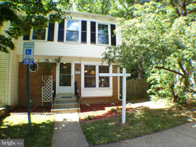 340 Wye Mill Court, GAITHERSBURG, MD 20879 (#MDMC666234) :: Dart Homes