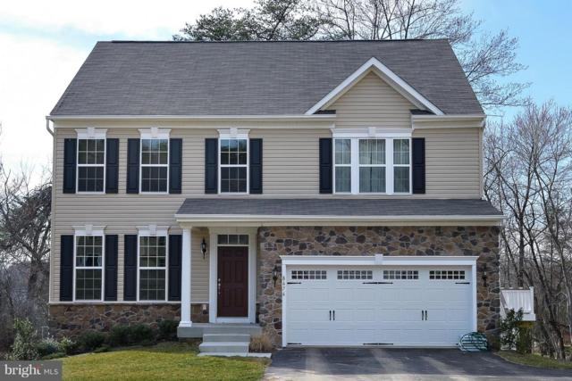 9018 E Melody Drive E, LAUREL, MD 20723 (#MDHW266178) :: Keller Williams Pat Hiban Real Estate Group