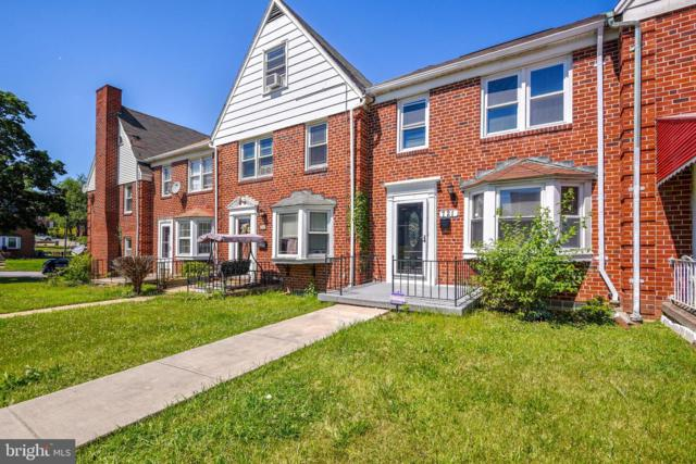 721 Cooks Lane, BALTIMORE, MD 21229 (#MDBA474004) :: Colgan Real Estate