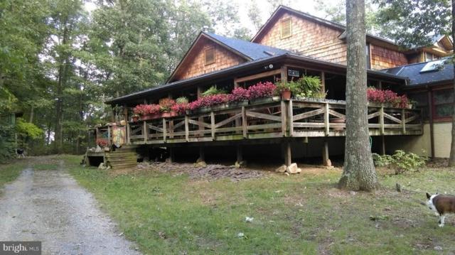 322 Kline Farm Lane, BERKELEY SPRINGS, WV 25411 (#WVMO115570) :: Dart Homes