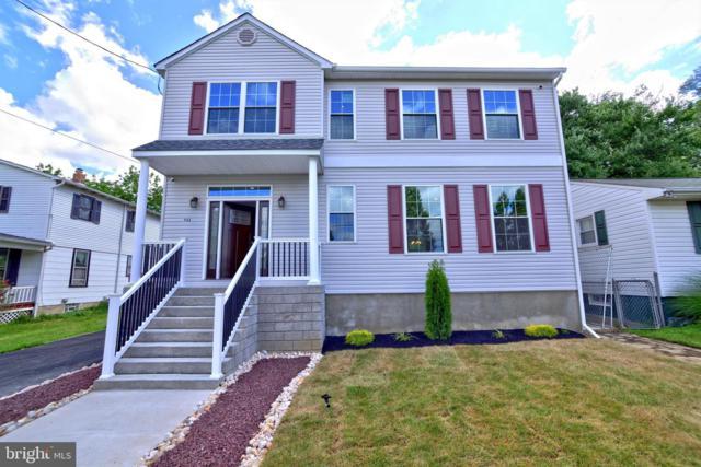 931 Clarmont Avenue, BENSALEM, PA 19020 (#PABU472984) :: Keller Williams Real Estate
