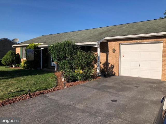 424 Village Place, HAGERSTOWN, MD 21742 (#MDWA165880) :: Circadian Realty Group
