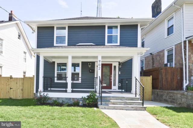 902 Rittenhouse Street NW, WASHINGTON, DC 20011 (#DCDC432640) :: Dart Homes