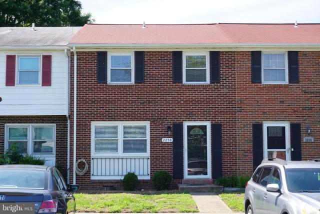 2258 Fort Pickens Court, DUMFRIES, VA 22026 (#VAPW471954) :: Circadian Realty Group