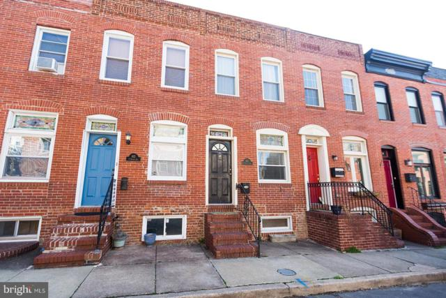 817 S Decker Avenue, BALTIMORE, MD 21224 (#MDBA474060) :: Erik Hoferer & Associates