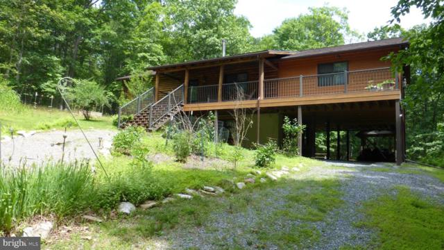 462 Cove Creek, BAKER, WV 26801 (#WVHD105248) :: AJ Team Realty