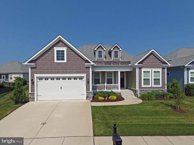 21194 Riviera Way, REHOBOTH BEACH, DE 19971 (#DESU142968) :: RE/MAX Coast and Country