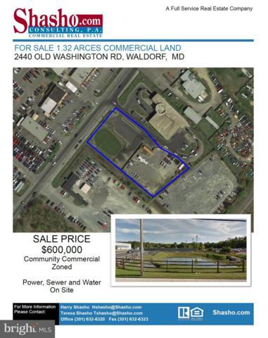 2440 Old Washington Road, WALDORF, MD 20601 (#MDCH203850) :: Circadian Realty Group