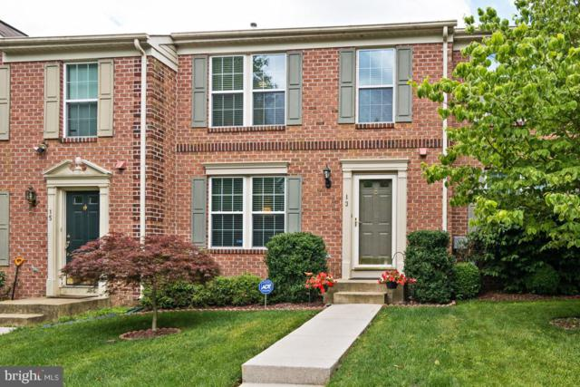 13 Silver Birch Court, OWINGS MILLS, MD 21117 (#MDBC463132) :: Circadian Realty Group