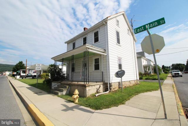 313 E Main Street, THURMONT, MD 21788 (#MDFR249022) :: AJ Team Realty