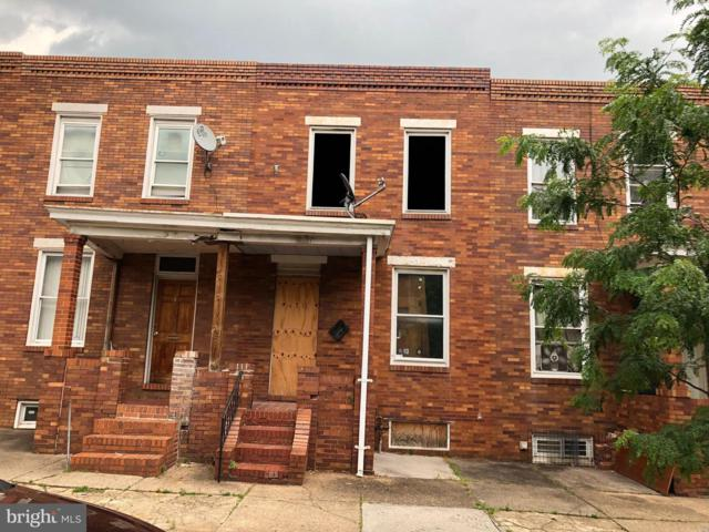 515 N Clinton Street, BALTIMORE, MD 21205 (#MDBA474068) :: Circadian Realty Group