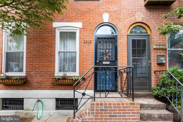 1318 S Fairhill Street, PHILADELPHIA, PA 19147 (#PAPH810306) :: Dougherty Group