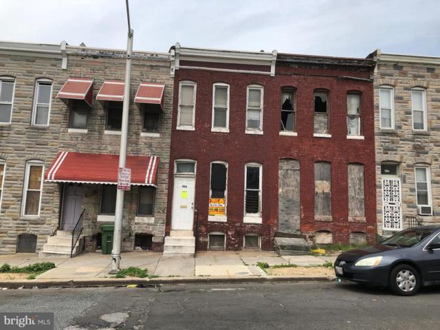 1108 N Montford Avenue, BALTIMORE, MD 21213 (#MDBA474078) :: Circadian Realty Group